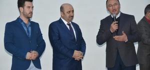 Ömer Döngeloğlu Ardahan'da