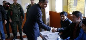 Ekvador'da devlet başkanlığı seçimi