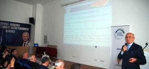 Başkan Yılmaz Sivas'ta başkanlık sistemini anlattı
