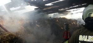 Bandırma'da bir günde 4 yangın