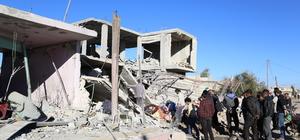 Esed rejimi Dera'da sivilleri vurdu