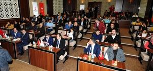 Keçiören pilot olarak seçildi, Türk Kızılay'ı ilk semineri verdi