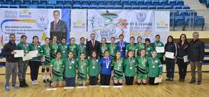 Anadolu Yıldızlar Ligi Hentbol Çeyrek Final Müsabakaları sona erdi