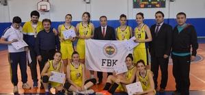 Basketbol Gençler Yarı Final Müsabakaları sona erdi