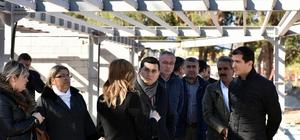 Kepez'den 65 bin metrekarelik temalı park