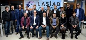 Lasiad genel kurulu yapıldı