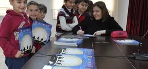 Çocuklar yazarlarla buluşmaya devam ediyor