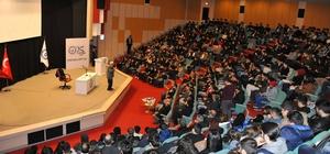 Aydın'da 'Diriliş' konferansları devam ediyor