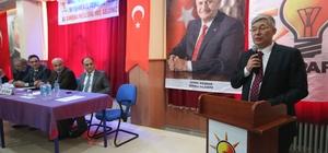 Beyşehir'de AK Parti Mahalle Yönetimleri ve 63. Danışma Meclisi toplantısı