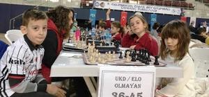 İsmail Bey Gaspıralı Santraç Turnuvasına yoğun katılım