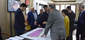 Dursunbey OSB'ye lojistik tren yolu hattı yapılacak