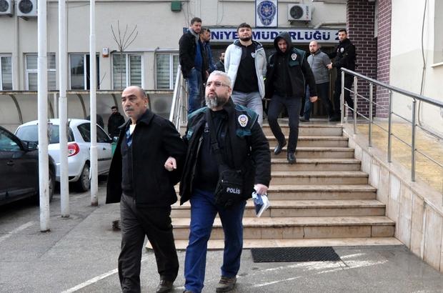 Bursada IŞİD operasyonu: 12 kişi yakalandı 30