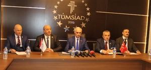 Tümsiad Kayseri Şube Başkanı Nusret Uğurlu: