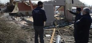 İlimtepe Kültür Merkezi'nde il kazma vuruldu