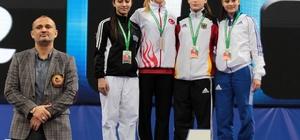 Büyükşehirli Tokcan, Avrupa Şampiyonu oldu