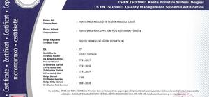 Adıyaman'ın ISO 9001 ve OHSAS 18001 belgeli ilk lisesi belli oldu