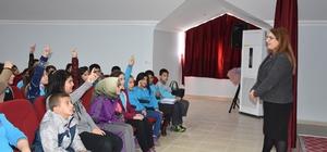 Alanya'da Eko-Okul Programı devam ediyor