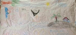 Düzce'de anaokulu öğrencilerinden anlamlı hediye