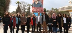 Fırat Çakıroğlu Turgutlu'da dualarla anıldı