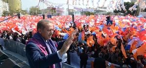 Aydın AK Parti, Erdoğan'a sürpriz hazırlıyor