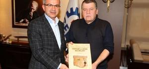 Yargıtay Başkanı Cirit, Başkan Köşker'i ziyaret etti