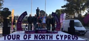 Sakarya Büyükşehir Bisiklet Takımından Kıbrıs'ta çifte birincilik