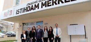 Ataşehir Belediyesi İstihdam Merkezi 200 kişiyi iş sahibi yaptı