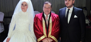 Başkan Kadıoğlu, Dal ve Çolak ailelerinin mutlu gününe ortak oldu