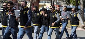 Adana'daki silahlı market soygunu