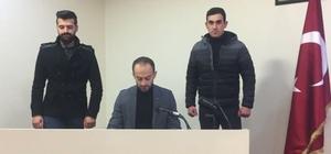 Rizeli Ülkücüler Fırat Yılmaz Çakıroğlu'nu unutmadı
