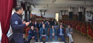 Bünyan Belediyesi Personeline Yangın Eğitimi Verildi