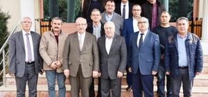 Başkan Albayrak STK temsilcileriyle bir araya geldi