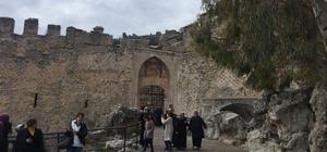 Pursaklı kadınlar Antalya'yı gezdi