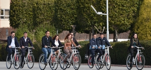 Antalyalılar 6 Martta bisiklete binecek