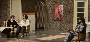 """Kadın İsterse"" TSKM'de sahnelendi"