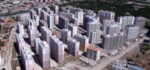 Gülseren-Anayurt Kentsel Yenileme Projesi ilk etabın teslimatı tamamlandı