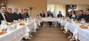 Aydın'da tütün kontrol toplantısı yapıldı