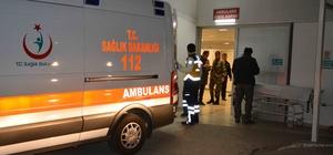 Dalaman'da askeri araç devrildi; 7 yaralı