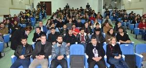 """Kırklareli Üniversitesi'nde """"7. Kariyer Günleri"""""""