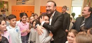 """Başkan Doğan, """"Gelecekten, yavrularımızdan çok umutluyum"""""""