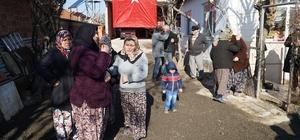 Şehit Piyade Astsubay İşcan'ın acı haberi evine ulaştı