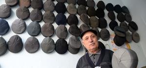 Bitlis'in son şapka ustası zamana direniyor