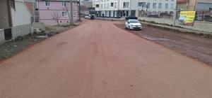 Yeşilova Halide Edip Adıvar Caddesi yenileniyor