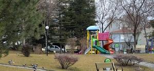 Muammer Uludemir Sanat Parkı yenileniyor
