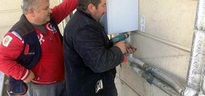 Fatsa'da doğalgaz çalışmaları