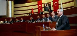 ATSO'nun şubat ayı olağan meclis toplantısı
