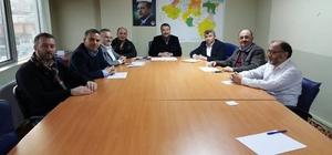 AK Parti Ordu'da işi sıkı tutuyor