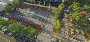 Başkan Yıldırım esnafa Kent Meydanı projesini anlatacak