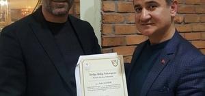 Malatya Hokey İl Temsilcisi Kadir Yıldırım'a yeni görev