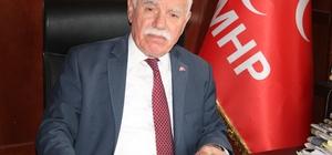 """MHP İl Başkanı Erdem: """"Evet diyen partilerle iş birliği yapabiliriz"""""""